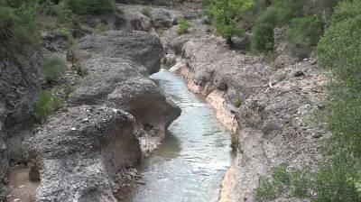 Εργασίες συντήρησης και αποκατάστασης αντιπλημμυρικών στον ποταμό Ερύμανθο