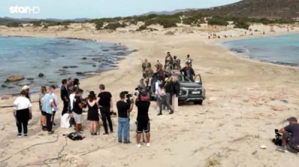 Δήμος Ελαφονήσου: Εσφαλμένες οι εντυπώσεις για  τα  πλάνα του GNTM