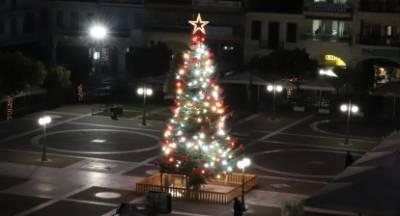 Δείτε τι οργανώνει ο Δήμος Σπάρτης για τα Χριστούγεννα