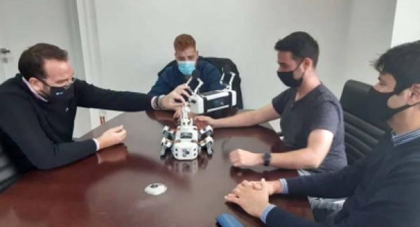 Εφαρμογή της ρομποτικής στην γεωργία ακριβείας