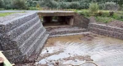 Τα ποτάμια της Λακωνίας «βρήκαν το δρόμο τους»! (photos)