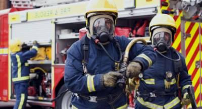 Σώθηκε εργάτης απο διαρροή χημικής ουσίας χάρη στην Πυροσβεστική!