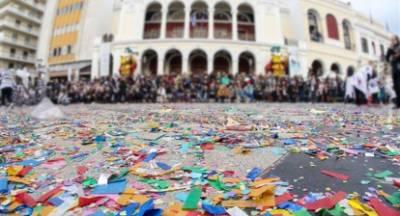«Οι γονατογραφίες δεν δημιουργούν Καρναβάλι στην Πάτρα»