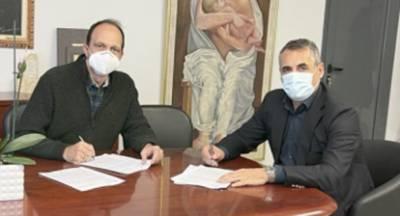 Τζιούμης: «Βελτιώνουμε συνέχεια τις αθλητικές υποδομές του Δήμου Τρίπολης»