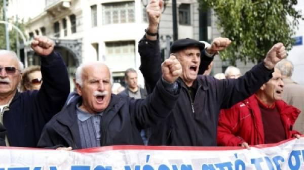 Συνταξιούχοι: «Δικαιούμαστε μια αξιοπρεπή ζωή»