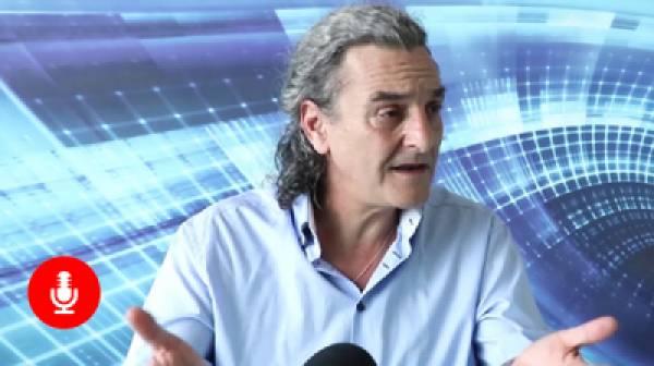 Ευχές σε κάθε εργαζόμενο από τον Νίκο Μηνακάκη, πρόεδρο του Ε.Κ. Λακωνίας (audio)