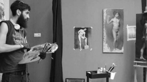Κώστας Πρωτοπαπάς: Ένας Κορίνθιος ζωγράφος διαπρέπει στην Ισπανία