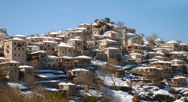 Live το Πανόραμα των χειμερινών προορισμών στην Πελοπόννησο!