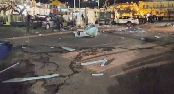 Εξιχνίαση απάτης Στο Γύθειο και έρευνα για την έκρηξη στο ΑΤΜ Αρεόπολης