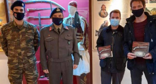 Το Discover Greek Culture στο Μουσείο Στρατιωτικής Ιστορίας Καλαμάτας