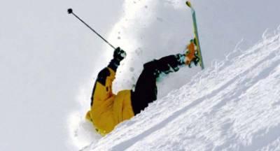 Σοβαρός ο κίνδυνος για όσους κάνουν σκι στο Χελμό!