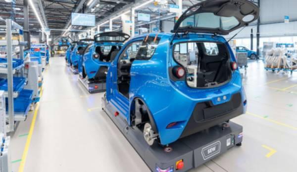 Η Πάτρα διεκδικεί το εργοστάσιο παραγωγής της  Next e.Go