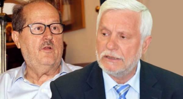 Τατούλης: «Ηθικός και φυσικός αυτουργός για το κατάντημα του Περιφερειακού Συμβουλίου ο κ. Νίκας»