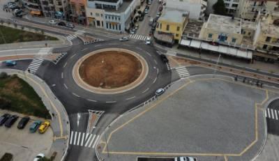 Κόμβος - στολίδι στην όμορφη πόλη του Ναυπλίου!