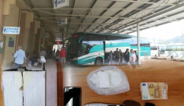 Έκανε «βαποράκι» λεωφορείο του ΚΤΕΛ Μεσσηνίας