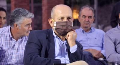 Ο Παναρίτης ζητά από τους Δημάρχους Λακωνίας απαλλαγή των επαγγελματιών από τα τέλη