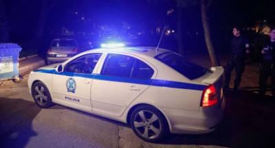 Ληστεία με πυροβολισμούς στο Σχίνο Κορινθίας