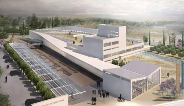 Μενδώνη: «Σε 6 μήνες το νέο Μουσείο Σπάρτης θα είναι ώριμο για ένταξη σε χρηματοδοτικό πρόγραμμα»