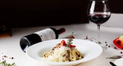 Τhe Mafia pizza casual food bar: Wine & Food Pairining