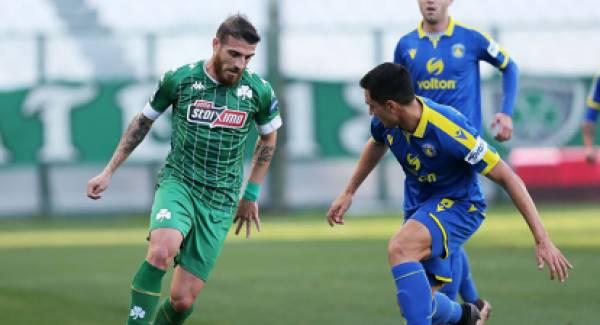 Παναθηναϊκός - Αστέρας Τρίπολης 0-0: «Λευκή» ισοπαλία