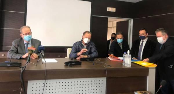 Πού κατευθύνεται το κονδύλι 1,6 εκ. € για έργα στη Λακωνία