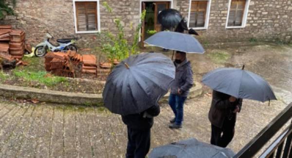 «Ομπρέλα» προστασίας απο τον covid-19 στον Δήμο Γορτυνίας