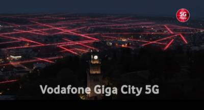 5G εποχή Vodafone σε Πάτρα και Καλαμάτα