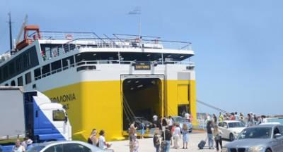 Ζάκυνθος: Αγνοείται 13χρονη - Έφυγε με το πλοίο για Κυλλήνη!