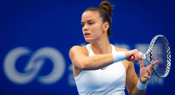 Ξεκίνησε με νίκη η Σάκκαρη στο Abu Dhabi Tennis Open