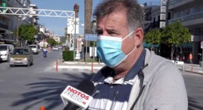 Ροϊνός: «Η αντιδήμαρχος Σπάρτης Γεωργία Δεδεδήμου δεν λέει την αλήθεια»