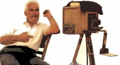 Γεώργιος Ράλλης: Ο φωτογράφος του Κήπου του Μουσείου