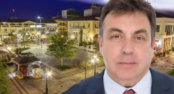 Αντωνακόπουλος προς υπ. Αγροτικής Ανάπτυξης και ΕΛΓΑ: «Να ενισχυθούν οι πληγέντες από τα καιρικά φαινόμενα»