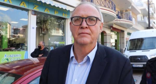Δούκας: «Εξαιρετικά δύσκολη αλλά διαχειρίσιμη η κατάσταση στη δομή προσφύγων» (video)