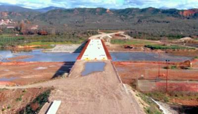 Δείτε τη νέα είσοδο της Σπάρτης και τη γέφυρα του Ευρώτα από drone (video)