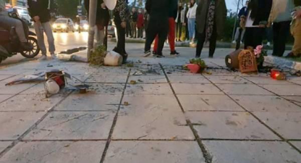 Πάτρα: Αυτοκίνητο χτύπησε πεζούς (video)