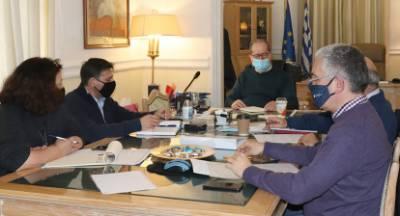 Τα οδικά έργα ΕΣΠΑ  60 εκ.€ που υπέγραψε ο περιφερειάρχης Πελοποννήσου