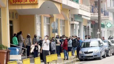 «Τώρα μέτρα στη δομή φιλοξενίας μεταναστών στη Σπάρτη» (video)