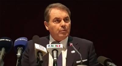Δημήτρης Καμπόσος: Τα είπε «έξω από τα δόντια» για την Πελοπόννησος α.ε. (video)