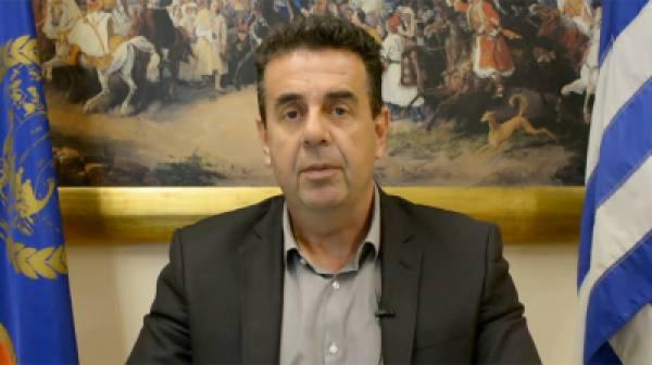 Κωστούρος: «Τηρούμε τα μέτρα για να αποδώσουν άμεσα» (video)