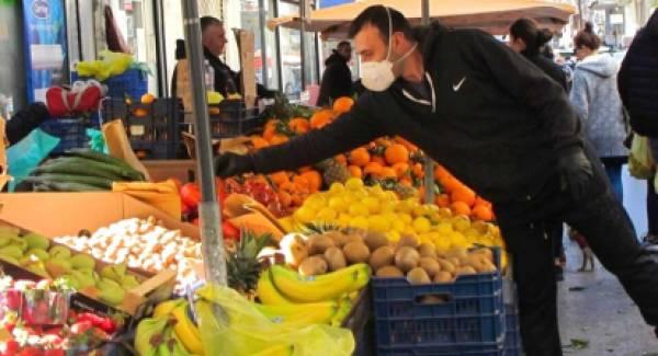 «Απαγορεύεται» της Τρίπολης στους παραγωγούς Λαϊκής από Σπάρτη και Αργολίδα!