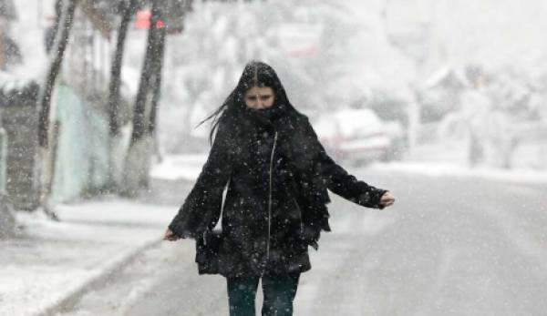 Χιονιάς στα ορεινά, καταιγίδες στα παραθαλάσσια της χώρας!