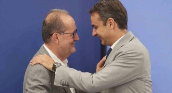 Το αριστερό  δεκανίκι στην εκλογή Νίκα!