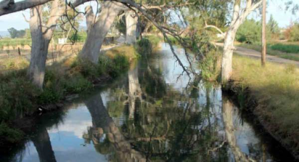 Ο Ερασίνος ποταμός εκθέτει εκ νέου την Περιφέρεια Πελοποννήσου