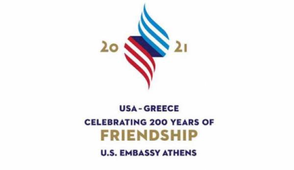 Eκδηλώσεις των ΗΠΑ για τα 200 χρόνια από την Ελληνική Επανάσταση σε Αθήνα, Σπάρτη, Δελφούς και Θεσσαλονίκη!