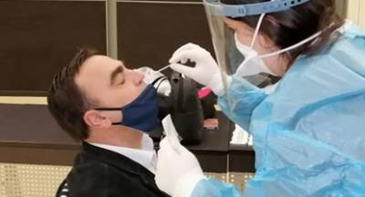 Τι έδειξαν 137 rapid tests στο Διοικητήριο της Π.Ε. Λακωνίας