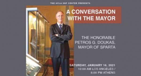 UCLA:«Σπάρτη: Τότε και Σήμερα!»