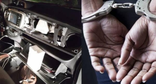 Συνελήφθη 33χρονη με 3 κιλά ηρωίνης στην Κορινθία