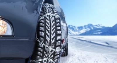 Ενημέρωση Κυριακής! Με αλυσίδες η κυκλοφορία σε Καστάνιτσα και  ορεινή Κορινθία, κανονικά στους άλλους Νομούς