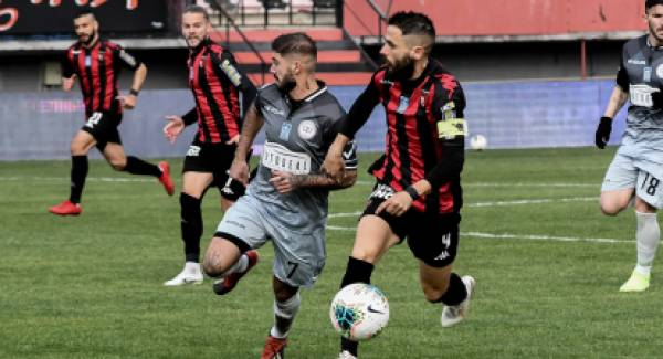Παναχαϊκή - Τρίκαλα 1-1: Χωρίς νικητή το ματς στη Πάτρα (video)