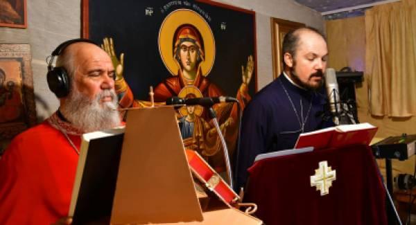Τίμησαν τον Άγιο Αντώνιο από εκκλησιαστικό studio